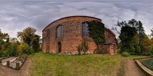Kirche Gustow