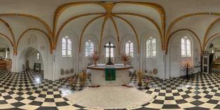 Kirche Zicker