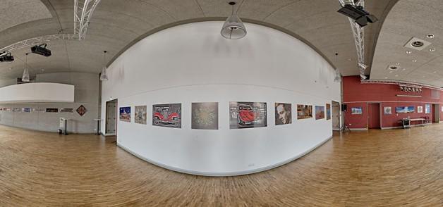 Ausstellung im Kulturbunker