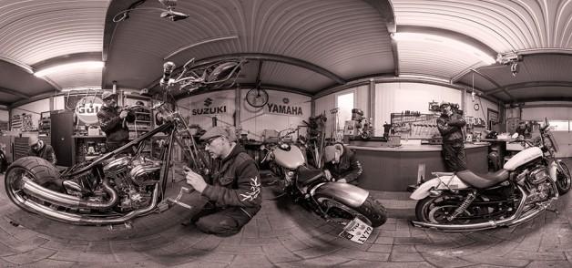 Heavy Street Bikes