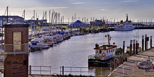 Hafen Bensersiel I