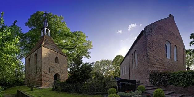 Kirche Holtgaste