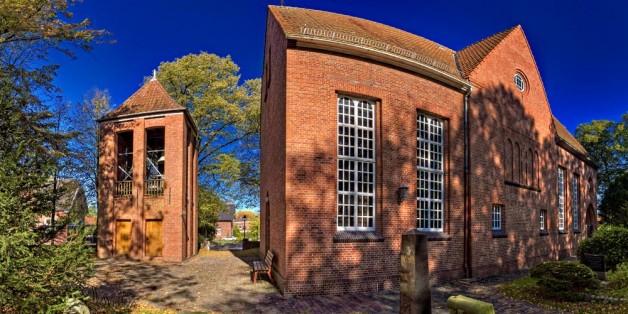 Kirche Oldersum