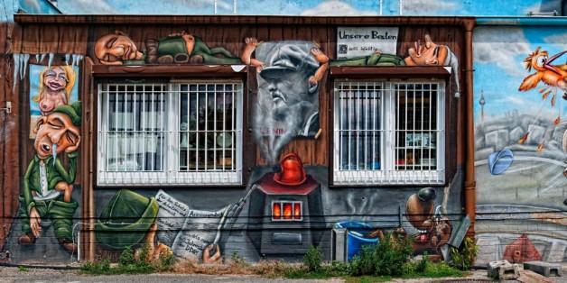 Mauerwache Berlin