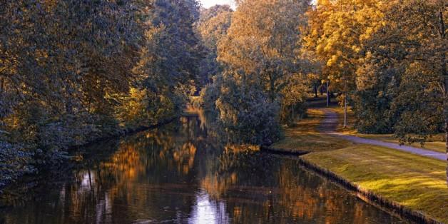 Herbstabend in Oldersum