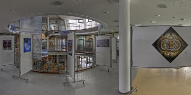 Ausstellung in Bensersiel
