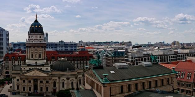 Blick über Berlin