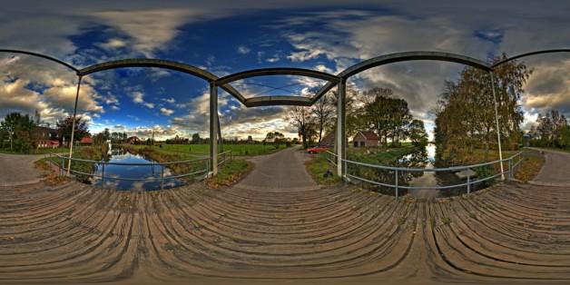Klappbrücke Rorichmoor
