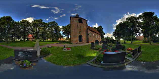 Kirche Böhmerwold