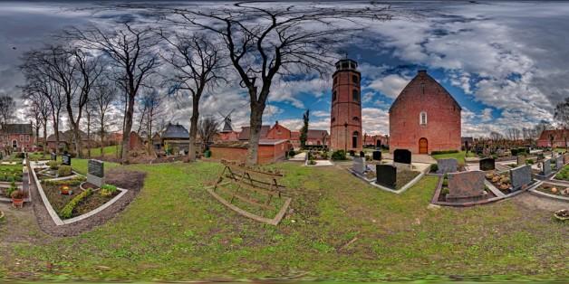 Kirche Ditzum