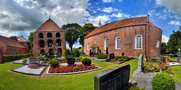 Kirche Midlum