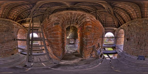 Rundgang im Glockenturm Midlum