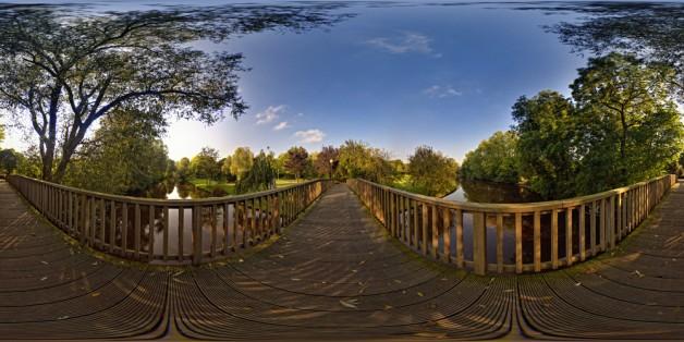 Brücke in Oldersum