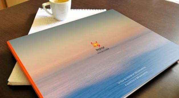Panoramabuch 2009 erschienen