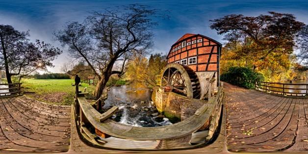 Wassermühle Stuckenborstel I