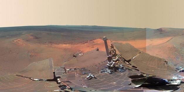 Auf dem Mars