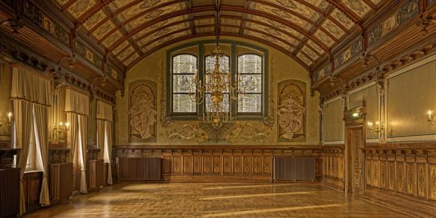 Rathaussaal in Leer